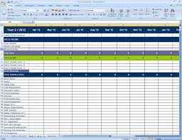 Free Accounting Spreadsheet Easy Filing System For Small Biz Receipts