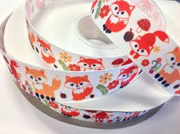 fox ribbon 35 best ribbon images on awareness ribbons grosgrain