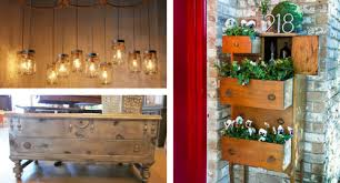 Primitive Home Décor Ideas Using Old Items