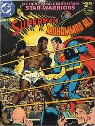 superman wedding album superman vs muhammad ali