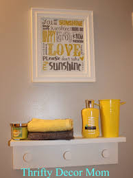 Grey And Yellow Bathroom Ideas 48 Lovely Gray And Yellow Bathroom Ideas Small Bathroom