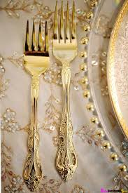 wedding silverware dining room gold plastic silverware gold plastic forks