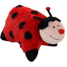 light up ladybug pillow pet stuffed toys online store shop stuffed cushions pillows
