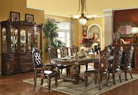 traditional formal dining room sets traditional dining room sets as
