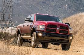 2014 ram 2500 hd power wagon first look truck trend