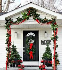 Decoration Of New Year Party by Top 14 Christmas Front Door Decors U2013 Easy Happy New Year Party