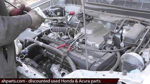 honda crv 2000 parts how to install change spark plugs 1997 1998 1999 2000 2001 honda