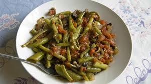 green bean recipes for thanksgiving greek style green beans the splendid table