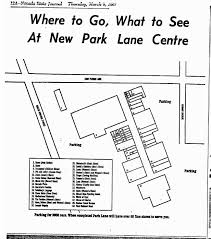 Westfield Mall San Jose Map by Park Lane Mall Reno 1967 Bigmallrat Shopping Malls In The