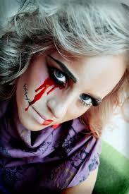 halloween makeup blood halloween barbie mutation