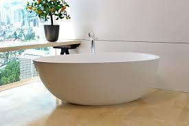 Stone Freestanding Bathtubs Best Luxury Freestanding Tubs From Stone Or Acryl Aquatica Usa