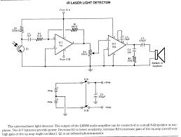 explore circuits sensors ir detector wiring diagram components
