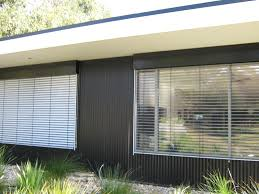 External Awning Blinds Retractable External Aluminium Louvres Shadewell Awnings U0026 Blinds