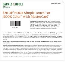 Barnes And Noble Nook Coupon Barnes And Noble Coupon Thread Part 2 Page 246 Dvd Talk Forum