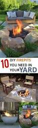 Camping In Backyard Ideas Best 25 Camping Fire Pit Ideas On Pinterest Outdoor Heating
