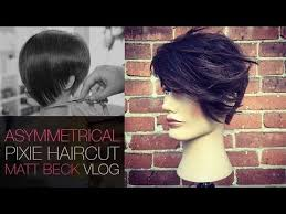 cut your own pixie haircut cut your own hair asymmetrical undercut pixie haircut with