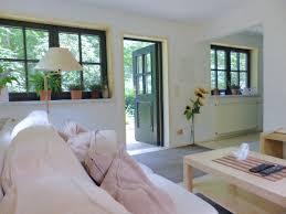 Wohnzimmer 40 Qm Ferienhaus Schneewittchen Regionalpark Rosengarten