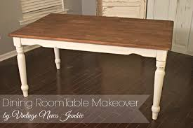 How To Paint A Dining Room Table by Top Painting A Dining Room Table Home Decoration Ideas Designing