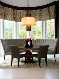 dining table with banquette bench curved bench for round dining table including set trends picture