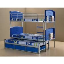 Best  Bunk Beds With Mattresses Ideas On Pinterest Bunk Bed - Triple bunk beds with mattress