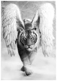 svanstrom prints tiger wings