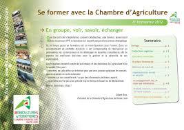 chambre agriculture 43 calaméo formation chambre agriculture haute loire 4eme trimestre 2012