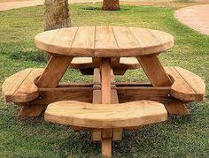 Build Your Own Wood Picnic Table heritage picnic table options 4 u0027 l 36