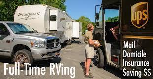 South Dakota travelers car insurance images Full time rv tips mail domicile insurance saving money jpg