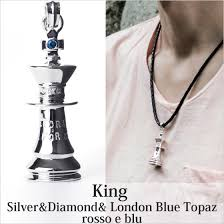 mens leather necklace chains images Rossoeblu rakuten global market men 39 s necklaces chain options jpg