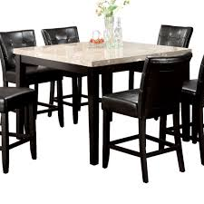48 Dining Table by Furniture Of America Cm3866pt 48 Marion Square Counter Height