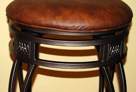 Bar Stools Ikea Buy Chintaly by Bar Upholstered Swivel Bar Stools With Backs Outstanding Padded