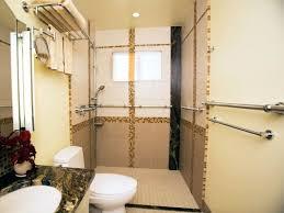 handicap accessible bathroom design dimensions grab bars with