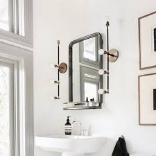 Vanity Sconce Triad 9 Being Courtesy Of The Ever Talented Brian Paquette