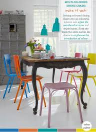 best 25 coloured dining chairs ideas on pinterest mismatched
