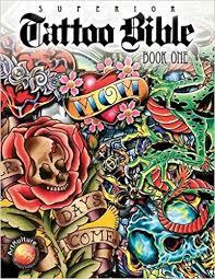 superior tattoo bible book one superior tattoo 9781929133840