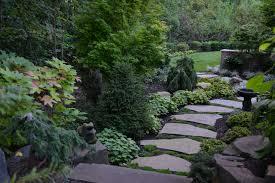 Meditation Garden Ideas Zen Meditation Garden Contemporary Landscape New York By