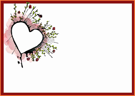 Blank Invitations Blank Wedding Invitation Layout Yaseen For