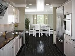 Galley Kitchen Ideas Makeovers Garage Galley Kitchen Ideas Makeovers House Decor As Wells As