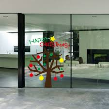 online shop merry christmas christmas tree kids room decor wall