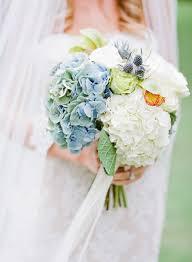 white hydrangea bouquet blue and white hydrangea bouquet elizabeth designs the