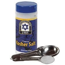 kosher mouthwash bulk world flavor coarse kosher salt 16 oz at dollartree