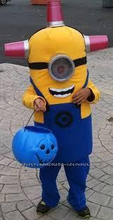 Minion Halloween Costume Toddler Minion Halloween Costume Toddler