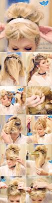 zombie cinderella tutorial 9 best halloween hair for my zombie images on pinterest carnivals