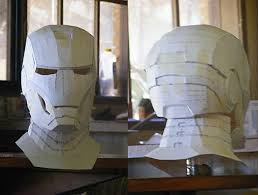 iron man suit iron man suit paper crafts in reality