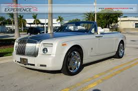 roll royce phantom drophead coupe used 2009 rolls royce phantom drophead coupe for sale fort