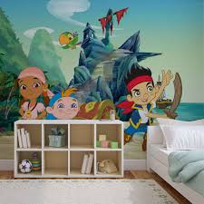 disney jake neverland pirates photo wallpaper mural 980wm