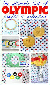 360 best kids olympic activities images on pinterest olympic
