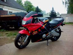 1996 Cbr 600 Honda Cbr600 F3 1996 года