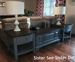golden oak end tables golden oak coffee table end tables makeover with java gel and
