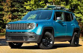 turquoise jeep renegade uautoknow net jeep tales a bite out of the 2014 sema show with
